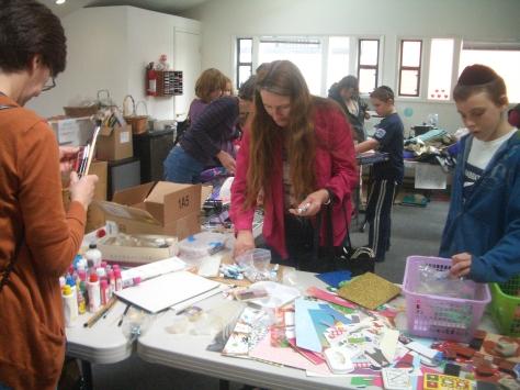 kids wood craft kits