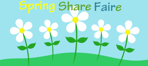 spring share faire