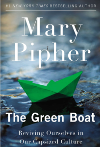 Mary Pipher - green boat