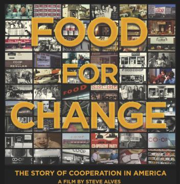 Food for change flyer