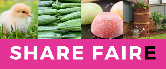 Share Faire logo